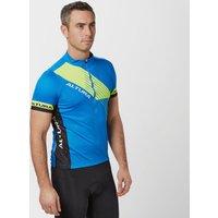 Altura Mens Sportive Short Sleeve Jersey, Blue