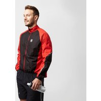 Altura Men's Peloton Waterproof Jacket - Red, Red