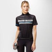 Altura Women's Peloton Short Sleeve Jersey - Black, Black