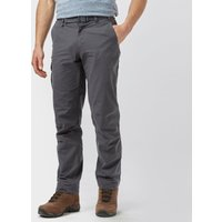 Brasher Mens Walking Trousers, Mid Grey
