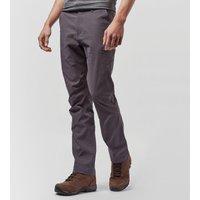 Brasher Mens Stretch Walking Trousers - Grey, Grey