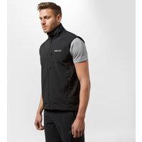 Marmot Mens Approach Softshell Jacket, Black