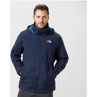 The North Face Mens Evolve II Triclimate 3-in-1 Jacket, Navy