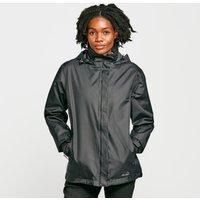 Peter Storm Womens Storm Ii Waterproof Jacket - Black, Black