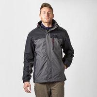 Peter Storm Mens Pennine Waterproof Jacket - Black, Black