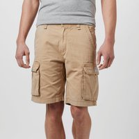 Brakeburn Men's Classic Cargo Shorts, Stone