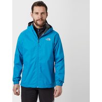 The North Face Mens Quest DryVent Jacket, Mid Blue