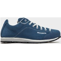 Scarpa Mens Margarita Shoes, Blue