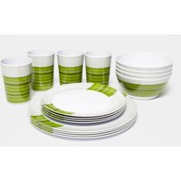 Outwell Blossom Picnic Set - 4 Pack - Grey, Grey