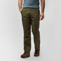 Peter Storm Mens Ramble II Trousers, Dark Green
