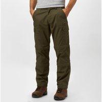 Peter Storm Mens Ramble Ii Double Zip-Off Trousers - Brown, BROWN