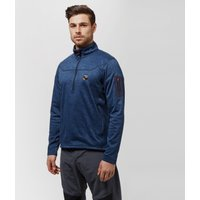Sprayway Mens Cuesta Half-Zip Fleece, Navy