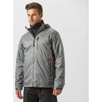 Peter Storm Mens Tornado Waterproof Jacket - Grey/Mgy, Grey/MGY