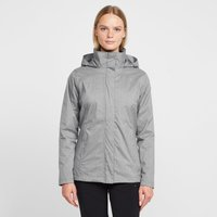 Peter Storm Womens Glide Marl Waterproof Jacket, Grey