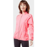 Peter Storm Womens Running Jacket, Pink