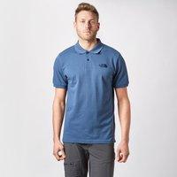The North Face Mens Polo Piquet, Blue