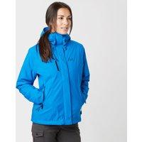 Jack Wolfskin Womens Troposphere DF O2+ Insulated Jacket, Blue