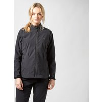 Sprayway Womens Ria Softshell Jacket, Black