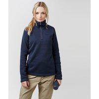 Craghoppers Womens Keris Half-Zip Fleece, Navy