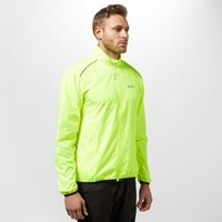 Peter Storm Mens Running Jacket, Fluorescent