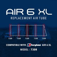 Eurohike Air Tube 730R