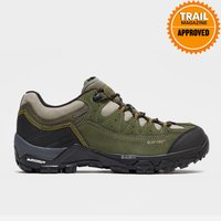 Hi Tec Mens OX Belmont Low I Walking Shoe, Dark Green