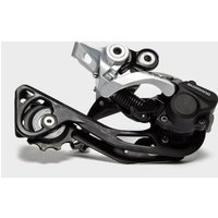 Shimano DR Deore XT Shadow Long Cage Rear Derailleur, Grey