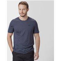 Icebreaker Mens Tech Lite Short Sleeve T-Shirt, Navy
