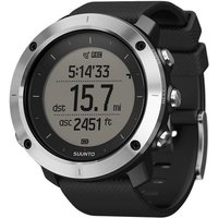 suunto traverse black gps watch, black