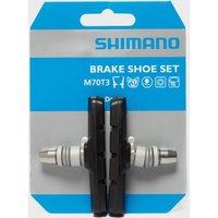 Shimano M600 M-System V-Brake Blocks, Black