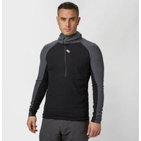 Paramo Men's Grid Technic Hoodie, Black/Grey