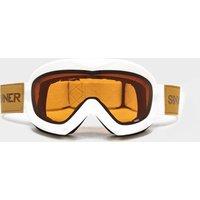Sinner Task Ski Goggles, White