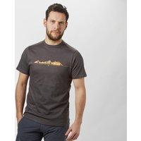Mountain Equipment Mens Fortify T-Shirt, Grey