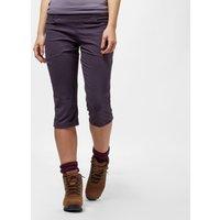 Mountain Hardwear Womens Dynama Capri, Purple