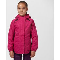 Peter Storm Girls Panel Jacket, Pink
