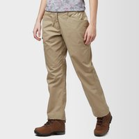 Peter Storm Womens Ramble II Trousers (Short), Stone