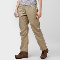 Peter Storm Womens Ramble II Trousers (Long), Stone