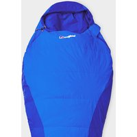 Berghaus Intrepid 700 Sleeping Bag, Blue