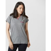 Peter Storm Womens Pocket T-Shirt, Grey