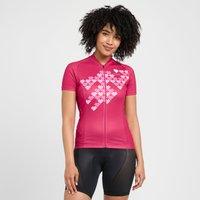Gore Womens Element Heart Jersey, Red