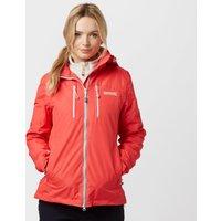 Regatta Womens Calderdale Waterproof Jacket, Pink