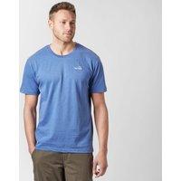Peter Storm Men's Heritage II T-Shirt, Blue