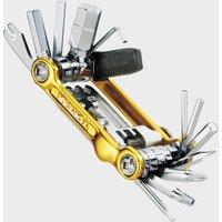 Topeak Mini 20 Pro Tool - Gold, Gold