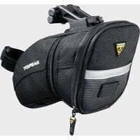 Topeak Aero Wedge Quick Clip Saddle Bag (Medium) - Med/Med, MED/MED