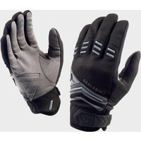 Sealskinz Dragon Eye Mountain Bike Waterproof Gloves, Grey
