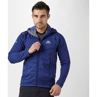 Mountain Equipment Mens Powershield Pro Hooded Jacket, Dark Blue