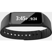 hi tec active trek go smart watch  black, black