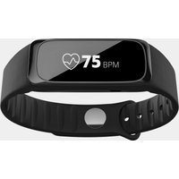 hi tec active trek plus heart rate smart watch, black