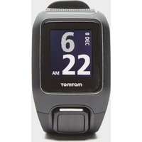 tom tom adventurer gps outdoor heart rate watch, grey