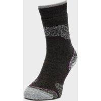 Brasher Womens Trekker Plus Socks  Grey